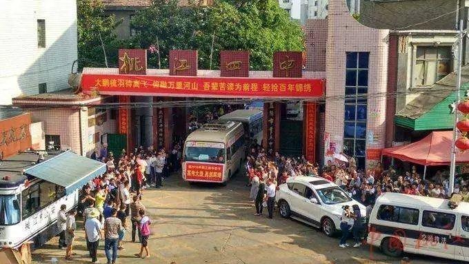 湖南桃江四中去年高三班现肺结核疫情 有学生决定复读