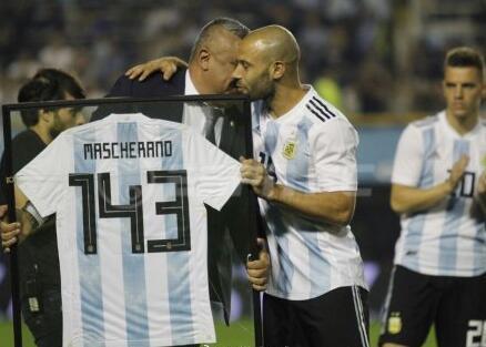 中超之光!小马哥成阿根廷出场王 世界杯铁打主力