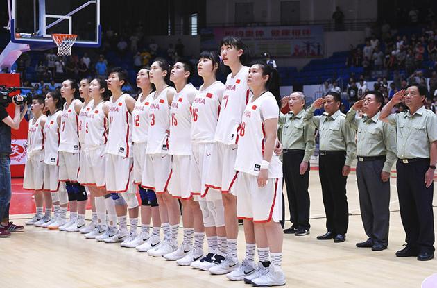 王雪朦20分李月汝13+10 中国女篮大胜比利时两连胜