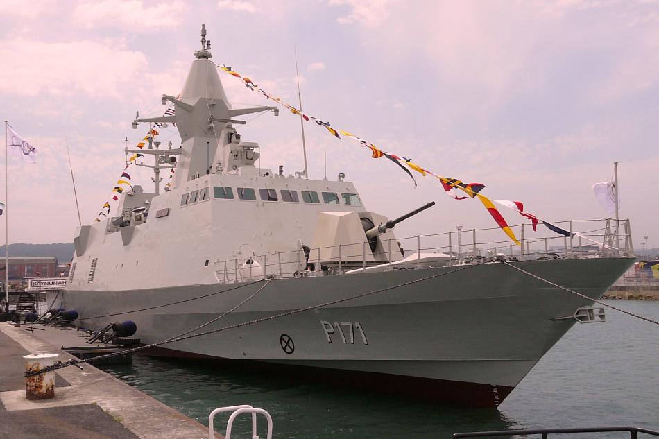 也门胡赛武装击沉阿联酋军舰 疑似使用中国导弹