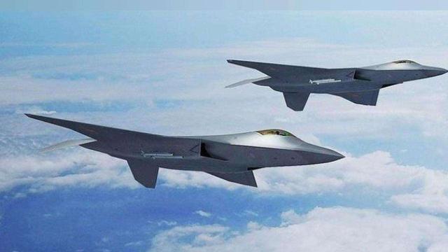 """歼20已经""""过气""""?中国新型战机再度亮相,隐身能力更强"""