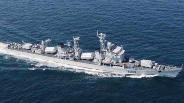 中国在东海用激光武器攻击美军? 国防部消息人士:纯属捏造!