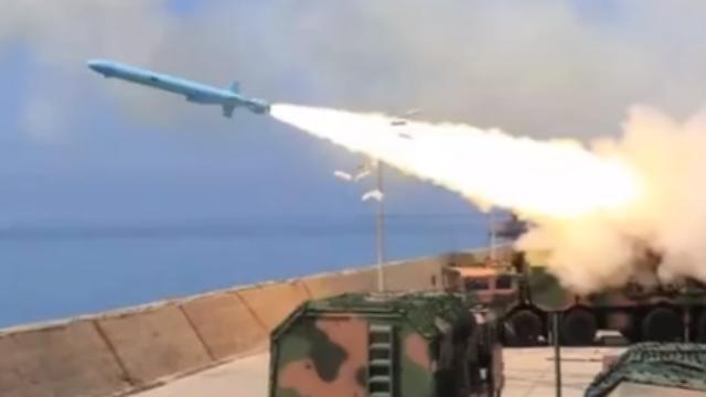 中国反舰导弹现神秘凸起,敌人看到后束手就擒