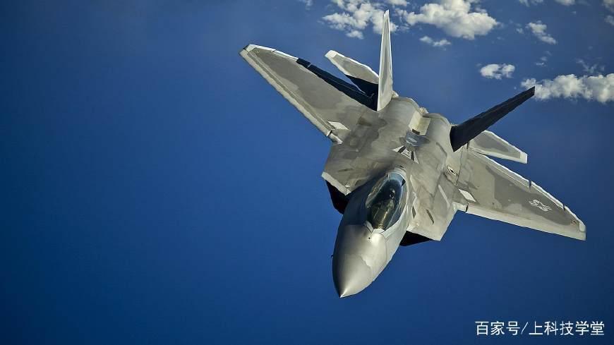 美军f22战斗机