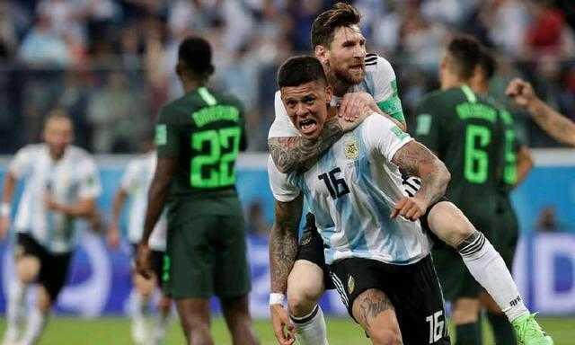 综述:阿根廷险胜出线冰岛遭绝杀 法国0