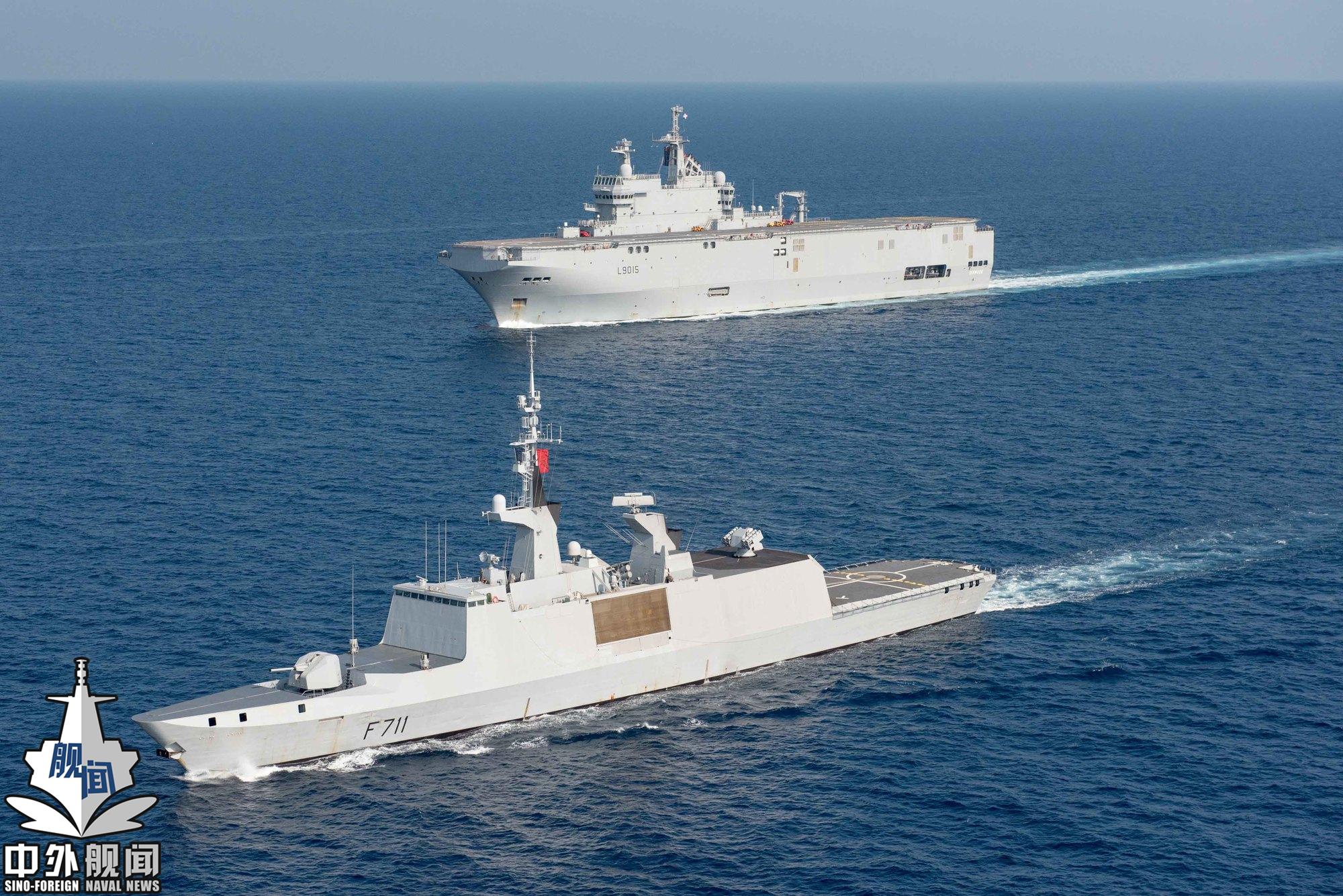 """法称圆满完成""""南海自由航行"""" 亚洲已无舰可用"""