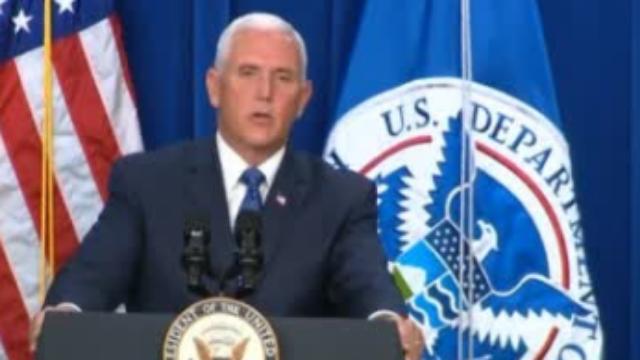 """这个不能退!特朗普:绝不废除""""废除移民局"""""""
