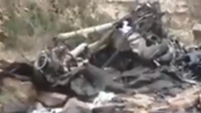 胡赛武装宣布击落联军一无人机 或为中国制造