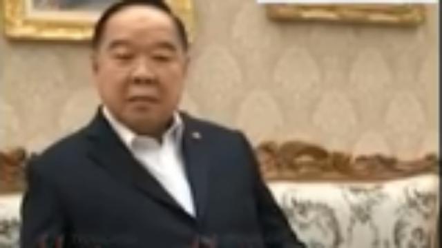 泰国副总理再次就不当言论郑重道歉:我也有华人血统