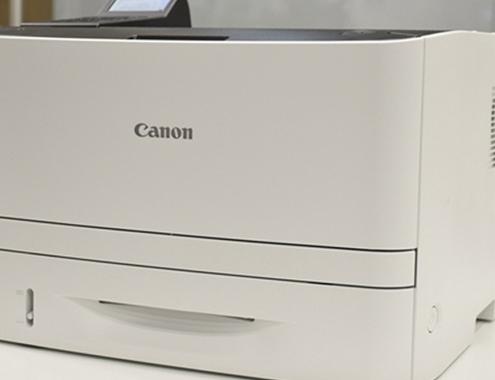 佳能LBP251dw激光打印机出现乱码故障最常见两个原因以及解决方案