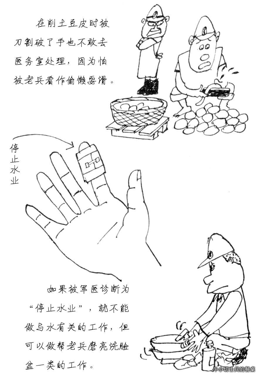 海军炊事兵总决算:西贡海军医院