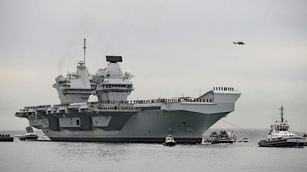 又来?英澳防长高调宣布两国将联合进行南海巡航