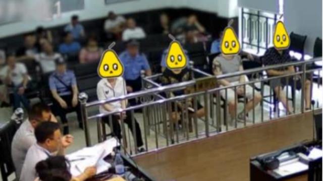 毒贩庭审现场突然举报:法官,我的上线正在旁听席!