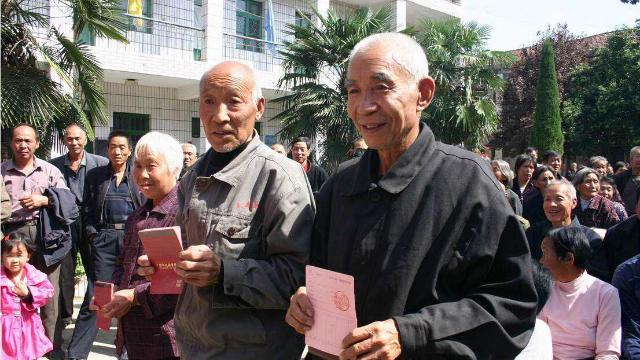 65周岁以上老人好消息!又有补贴可以领了!
