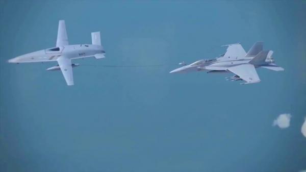 美国海军为MQ-25无人机改装航母 改完先来亚太