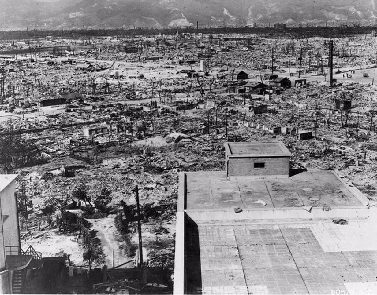 冷战的遗产 —— 核武器及其意识形态