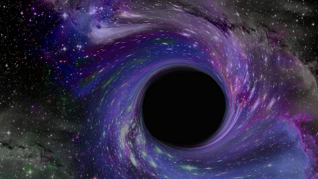宇宙黑洞的另一端是什么?科学家给出完美答案,简直太不可思议