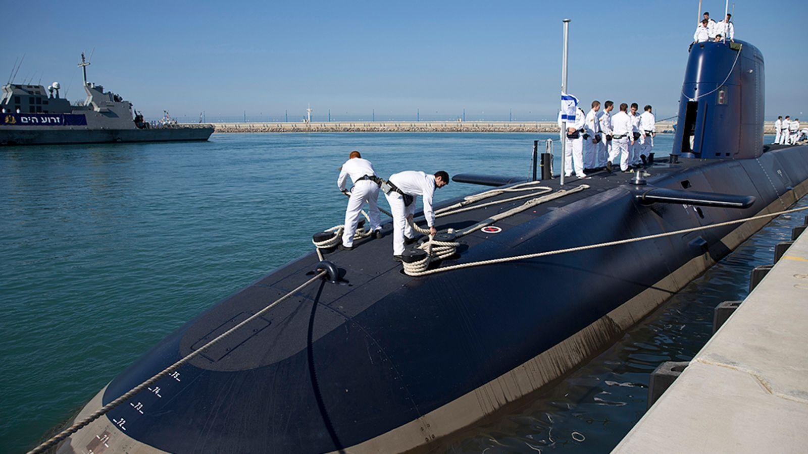 核报复一触即发 谁帮以色列建成二次核反击能力?