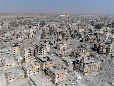 叙利亚内战损失——4000亿美元