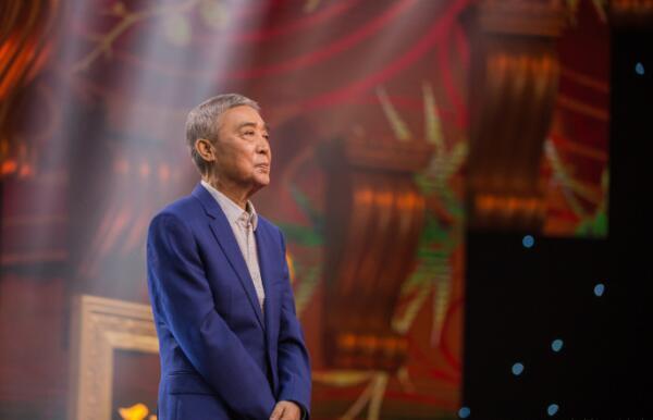 65岁师胜杰近照曝光 病后重返舞台精神状态俱佳