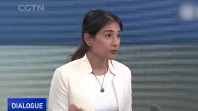 巴基斯坦美女:自己挨枪子,也会保护中国人