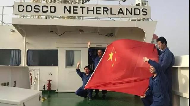 """万里外的海疆也为你护航 一句""""我是中国海军""""响彻亚丁湾"""