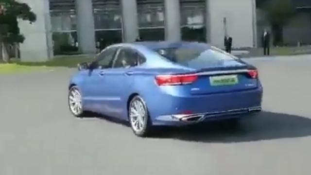 马来西亚总理马哈蒂尔访问浙江吉利 亲自试驾新车