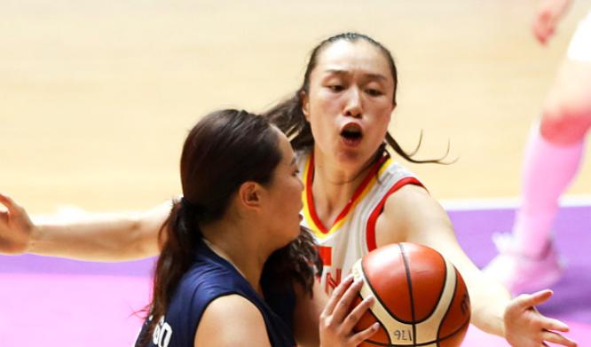 中国女篮110