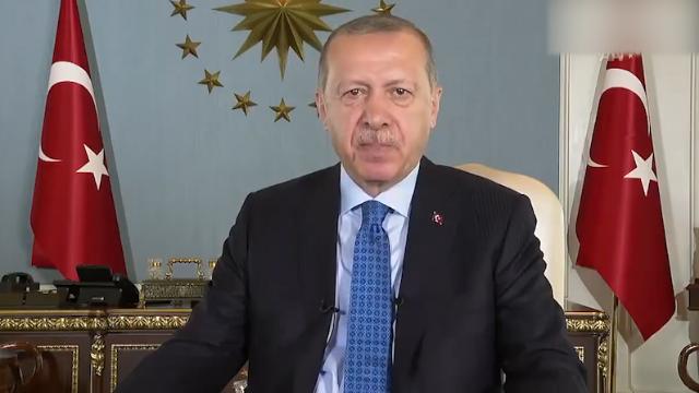 土总统古尔邦节讲话:土耳其被斩首也不会屈膝