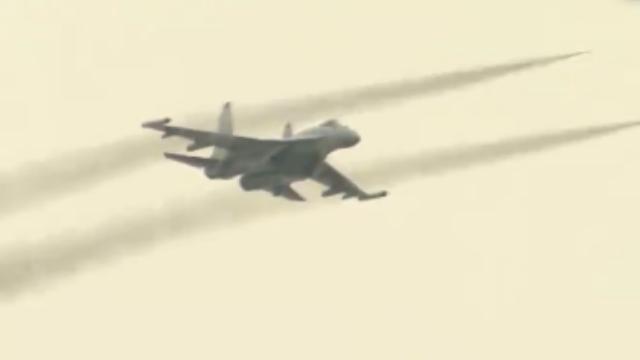 空军最新宣传片 歼-20、歼-16、歼-10C实战画面曝光
