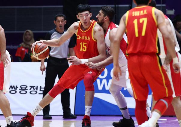 扬眉吐气!中国男篮力克伊朗 时隔八年重夺亚运冠军