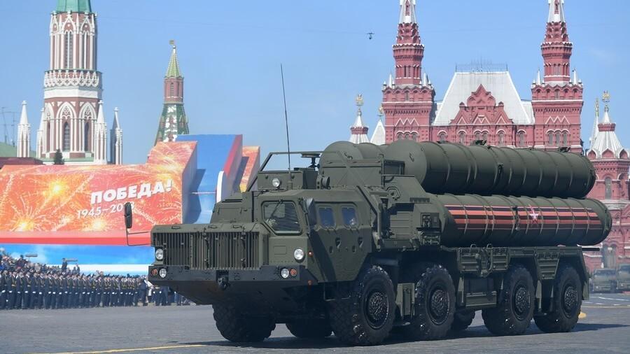 印度罕见对美国说不 S400防空导弹买定了!