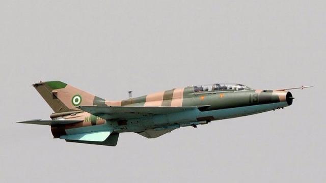 宝刀不老!中国这款战机亮剑非洲 精准轰炸武装分子据点