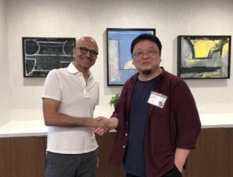 罗永浩密会微软CEO谈投资?罗永浩辟谣