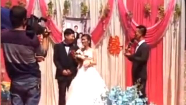 甘肃小伙娶洋媳妇,新娘这句话逗乐全村人