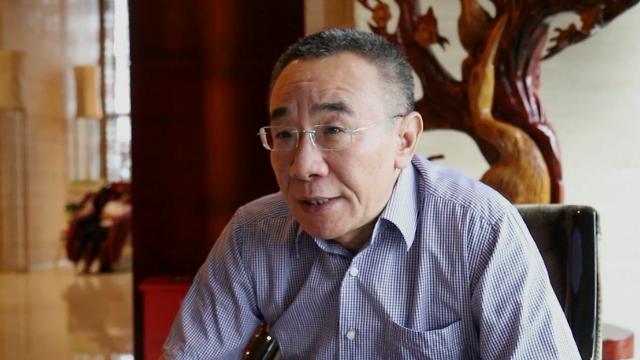 采访 原九三学社中央常委、学苑出版社社长孟白
