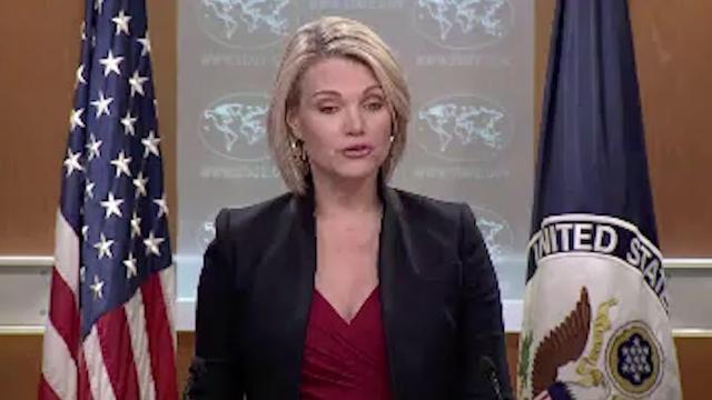 """意图何在?美国务院竟公开宣称""""支持台湾"""""""