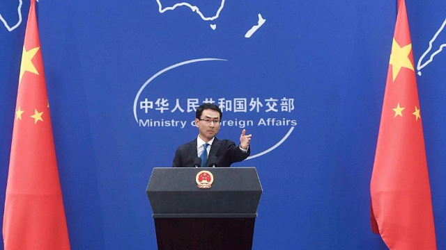 """中俄等国又被列为""""侵害人权""""国 外交部这次毫不客气的怼回去了"""