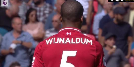 利物浦铁腰拔头筹 客场进球头一遭 尴尬历史终结