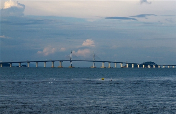 港珠澳大桥扛住16级风 四大核电站安全稳定