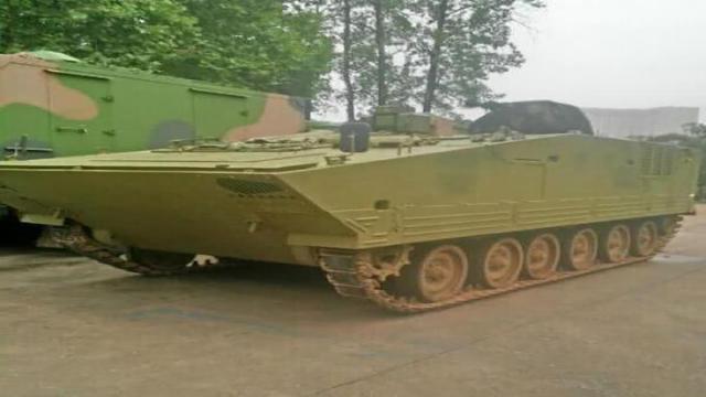 全球首台钛合金战车将在中国亮相:比钢硬却比钢轻美国都玩不起