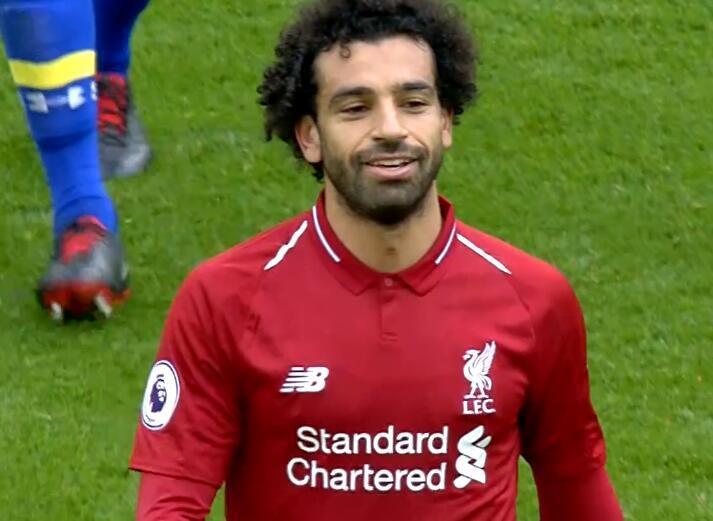 如释重负!萨拉赫破三场小球荒 进球后他终于笑了