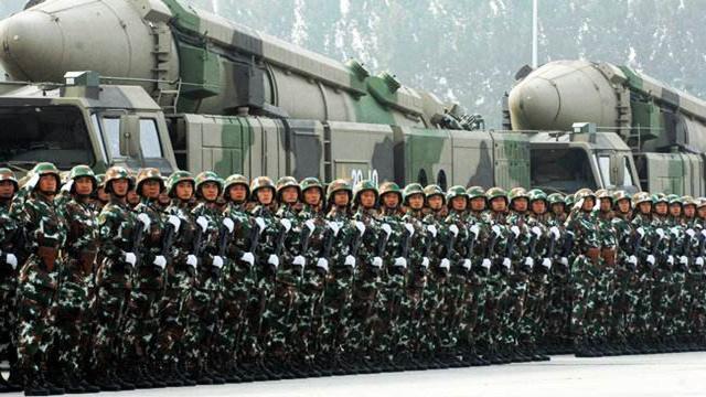 """美国制裁中国军队霸道无理中央军委""""三记重拳""""反击美方"""