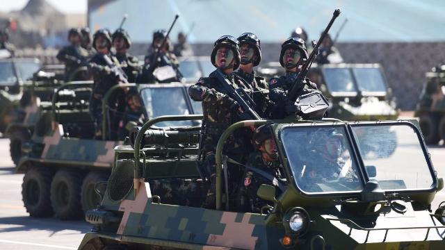 美智库公布2018全球军力排行:美国稳居第一中国成绩怎么样?
