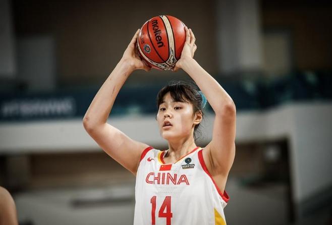 邵婷16分引领全队4人上双 中国女篮力克日本晋级8强