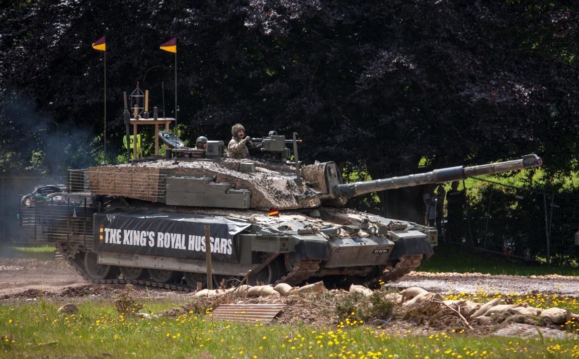 挑战者革新设计曝光 然而英国决定彻底退役主战坦克