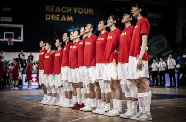 中国女篮连6届无缘世界杯4强 亚洲仍需与两队争第一