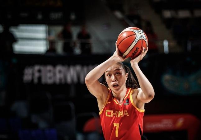 半场仅18分+全队仅1人上双 中国女篮距世界一流差太远