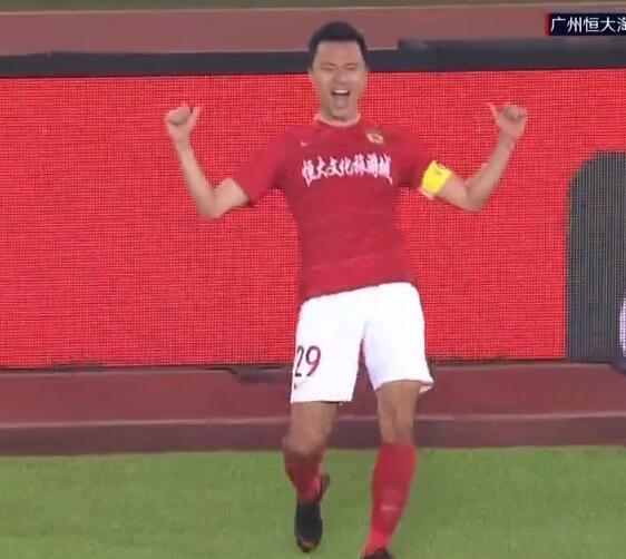 郜林联赛9球平上赛季总数 武磊之外他是最强土炮