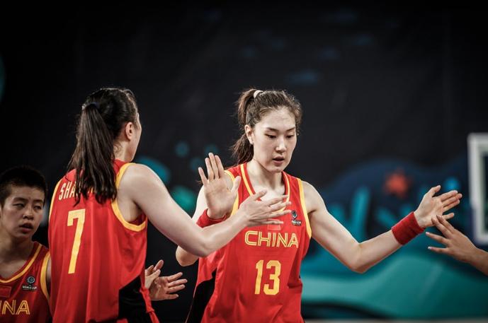 中国女篮收官战惨遭法国逆转 遗憾收获世界杯第6名